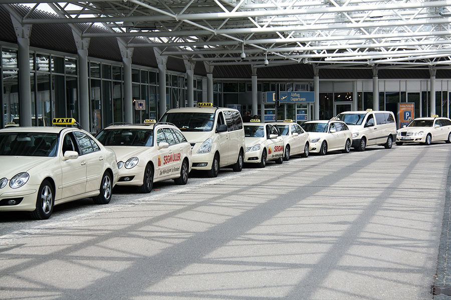 Dallas Airport Taxi Chosen By Independent Persons