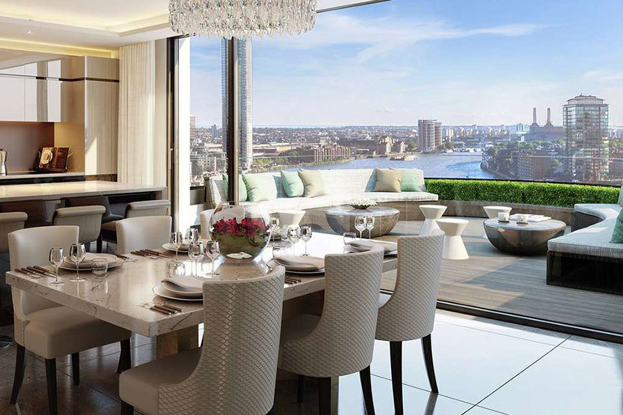 The Advantages Of A London Luxury Apartment