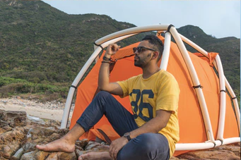 The New and Revolutionary Tent Design That Is Easier to Use