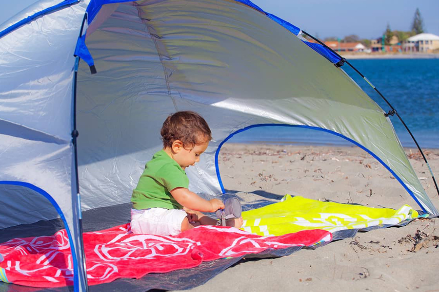 Know the Benefits of Shower Camping Tent