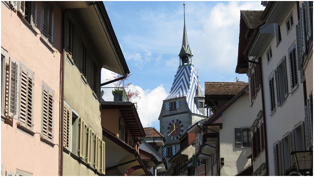 Why You Should Visit The Small Town of Zug In Switzerland
