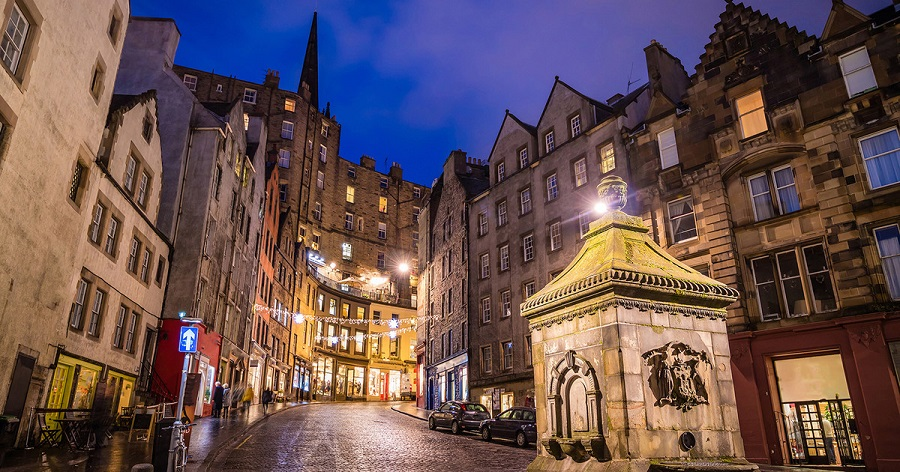 Visit the Various Parts of Edinburgh in this Harry Potter Tour Edinburgh