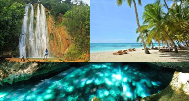 Places to visit in Dominican Republic (the spanish speaking Caribbean island)