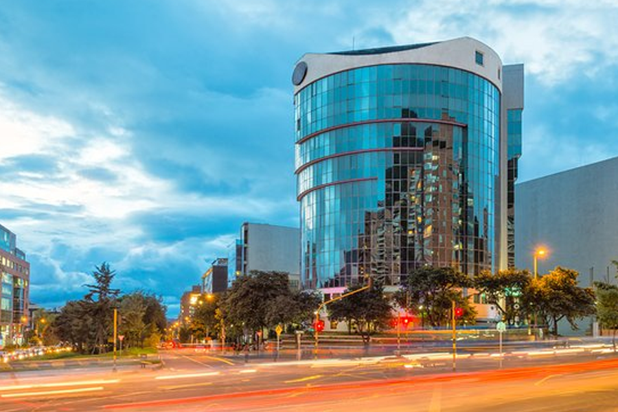 Some alternatives of hotels to stay in Bogotá