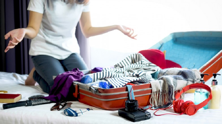 Pack Your Bags in a Smart Way