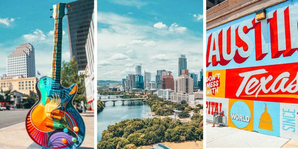 A Week in Austin, TX, on a $90,000 Salary